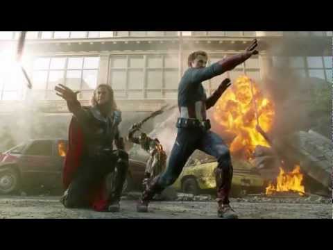NEW The Avengers Trailer / Music Video [HD]