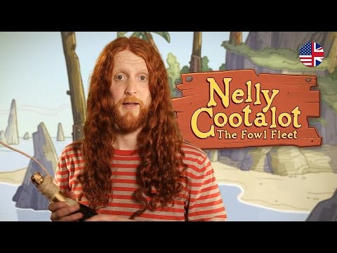 Nelly Cootalot: The Fowl Fleet - Launch Trailer - English thumbnail