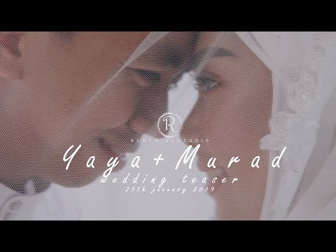wedding teaser malaysia | yaya + murad | sony a6000