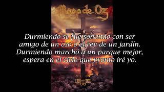 Mägo de Oz - Espera En El Cielo (Letra)