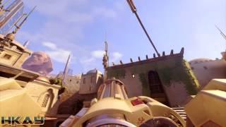 Gambar cover Overwatch Beta Gun Sync - Ambush