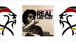 """Randy Valentine - Real Like That (EP """"New Narrative""""By Royal Order Music)"""