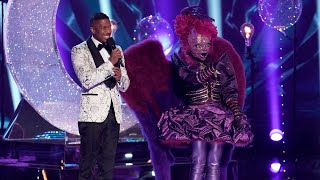 The Masked Singer Semi Final - Night Angel Sings Lil Wayne's How to Love
