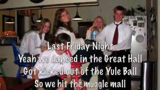 Last Friday Night-Katy Perry (Harry Potter Parody)