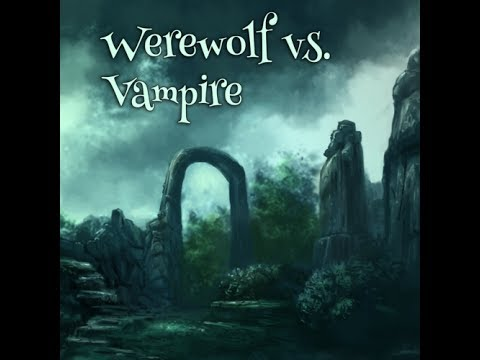 Werewolf vs. Vampire Board Game Preview