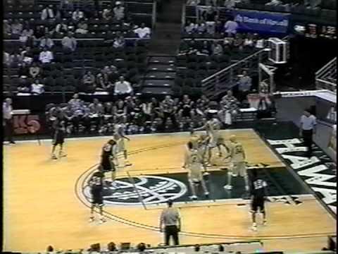 HECTOR (PEPITO) ROMERO NCAA / JUCO 1999-2003 BASKETBALL