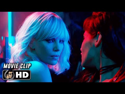ATOMIC BLONDE Clip - Chapter 2: The Politics of Dancing + Trailer (2017)