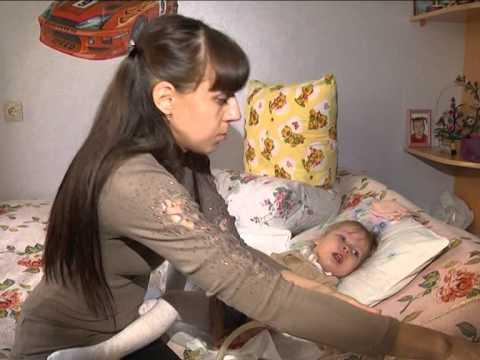 Четырехлетней девочке из Тольятти нужна помощь