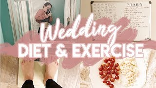 How To Lose Weight For Your Wedding, Wedding Diet & Exercise, My Wedding Diet
