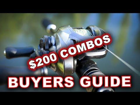Tacticalbassin's Best Combos Under $200