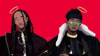 Surrounded (Clean) - MihTy, Jeremih, Ty Dolla $ign feat. Chris Brown & Wiz Khalifa