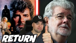 George Lucas Wants to RETURN to Star Wars [RUMOR]