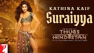 Suraiyya | Katrina Kaif | Thugs Of Hindostan | Motion Poster | Releasing 8th November 2018