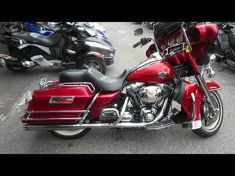 2008 Harley-Davidson Ultra Classic® Electra Glide® in Sanford, Florida - Video 1