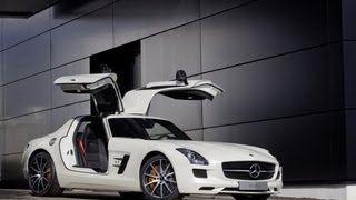 Mercedes-Benz SLS AMG GT Roadster (2013) Overview