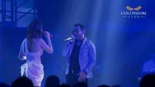 Bunga Citra Lestari & Judika - Just Give Me A Reason (Live at Colosseum Jakarta )