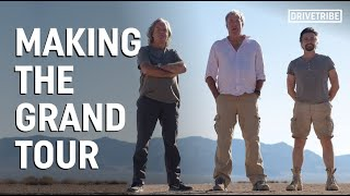 This is why The Grand Tour is taking so long