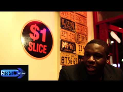 "Marlon Morgan interview with Brooklyn Rapper ""Malik Champloo"""