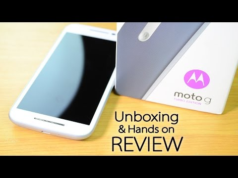 Moto G Turbo Edition Unboxing & Hands on Review!