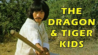Wu Tang Collection : DRAGON AND TIGER KIDS