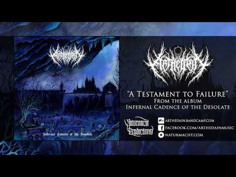 "Arthedain - Arthedain - ""A Testament to Failure"""