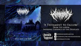 "Video Arthedain - ""A Testament to Failure"""