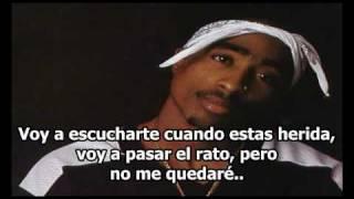 Tupac - Ratha Be Ya Nigga Subtitulada traducida