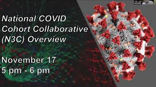Play National COVID Cohort Collaborative (N3C) Overview