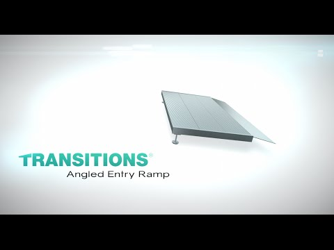 Thumbnail of the Product Overview - TRANSITIONS® Angled Entry Ramp   EZ-ACCESS video