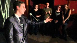 """Michael  Bublé Tribute HUNGARY """"Save The Last Dance For Me"""" 2012. 02. 04."""