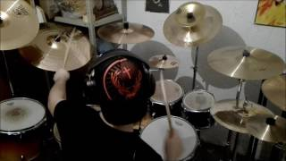 Fates Warning - Static Acts (Drum Cover Minaki)