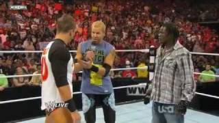 Funny WWE Promo - R-Truth, Christian And The Miz