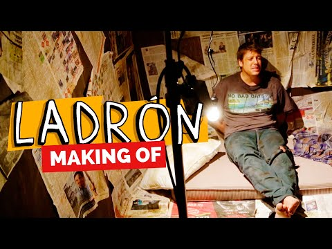 MAKING OF - LADRÓN
