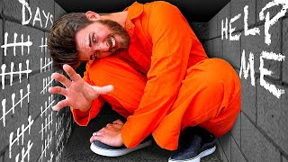 Trapped in WORLDS TINIEST Prison! *ESCAPE CHALLENGE*