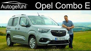 Opel Combo 2018 - dabar