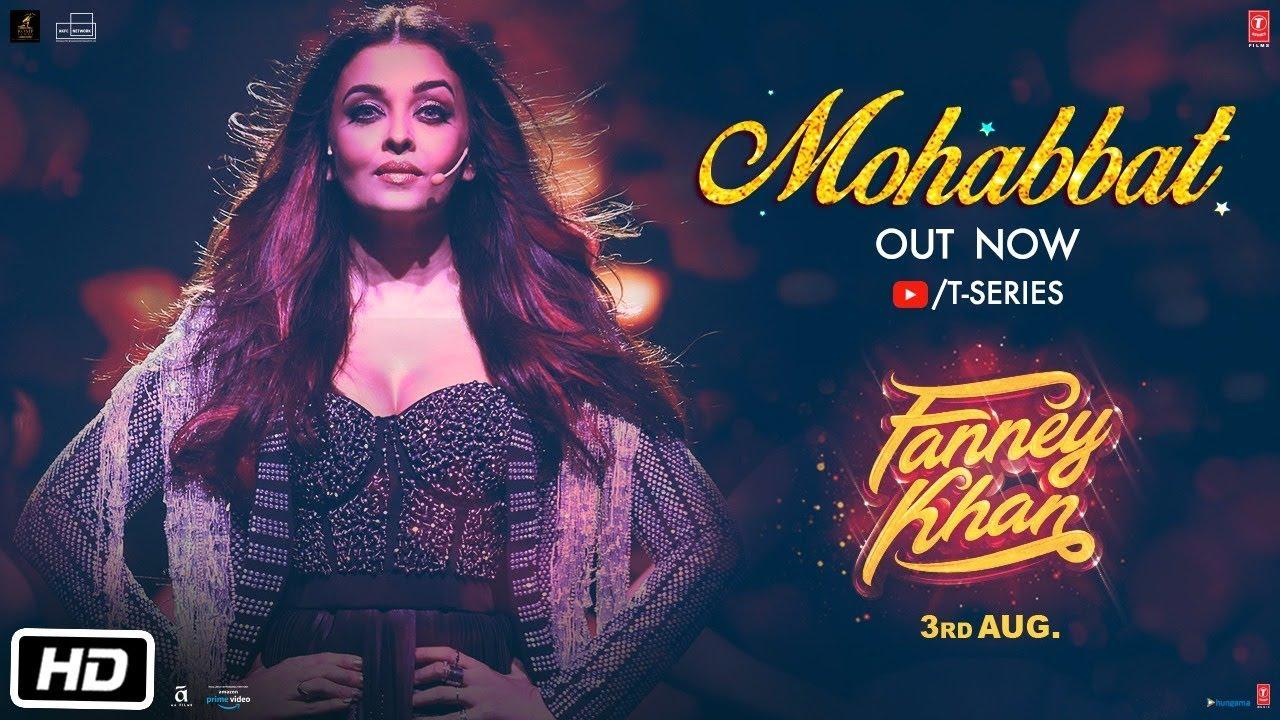 Mohabbat Hindi lyrics