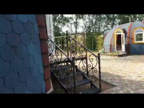 База отдыха в Подмосковье, Кашира - уютные бунгало для круглогодичного проживания