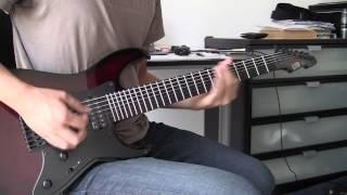 Avenged Sevenfold - Requiem Guitar Cover w/ Solo