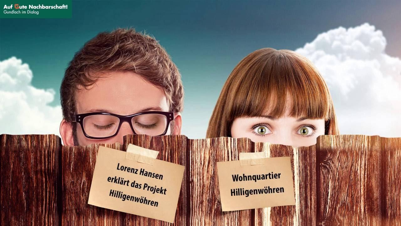 Auf gute Nachbarschaft! | Lorenz Hansen stellt das Projekt vor | Herzkamp | heute - morgen - leben