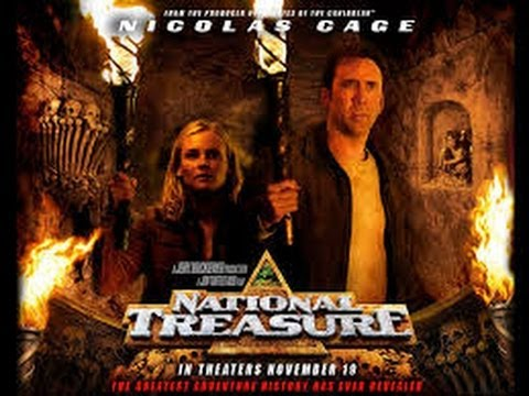 National Treasure - Kansallisaarre
