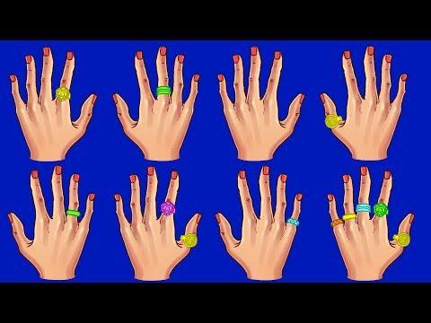 Was Ringe an verschiedenen Fingern über dich aussagen