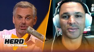 Russell Wilson is the best quarterback in the NFL, Cam Newton is back — Gonzalez | NFL | THE HERD