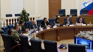В Правительстве области состоялось итоговое заседание совета по гармонизации межнациональных отношений