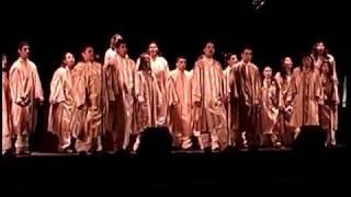 When We Were Kings - Choraleers - High School Show Choir