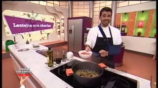 Receta: Lentejas Con Chorizo