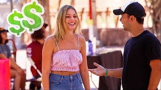 Can I Pay You To Be My Girlfriend?