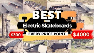 Best Electric Skateboard for any budget in 2020 (Some you might have overlooked!)