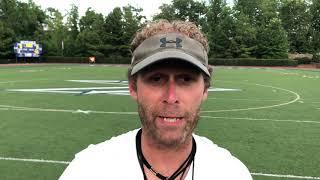 Football Recap | Walker | Head Coach Wayne Dabbs | 08-09-19