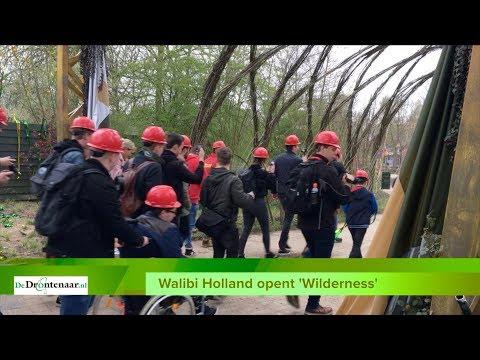 "VIDEO | Walibi laat natuur z'n gang gaan in Wilderness: ""Omdat het er te gek uitziet"""