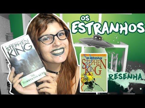 RESENHA: OS ESTRANHOS (The Tommyknockers)   Poison Books